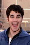 Darren Criss seen out and about in New York City