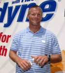 "Brett Favre, Quarterback for the Greenbay Packers, Kicks Off the ""Sensodyne Food Fear Challenge"""