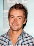 Robert Buckley at The Pool