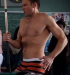joel mchale shirtless community