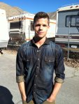 Teen_Wolf_Wikia_Season_3_Behind_the_Scenes_Charlie_Carver_Canyon_Location